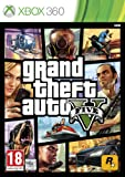 GTA: Grand Theft Auto V (5) on Xbox 360