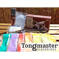 Tongmaster Complete Sausage Starter Kit (Stuffer Included) FREE PROFESSIONAL APRON
