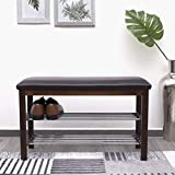 Home Centre Olive Shoe Bench