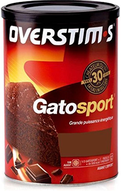 Overstims - OVERSTIM S - NUTRITION - GATOSPORT Noisette