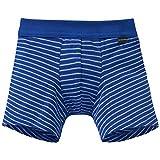 Schiesser Jungen Polizei Shorts Boxershorts, Blau (Blau 800), (Herstellergröße: 128)