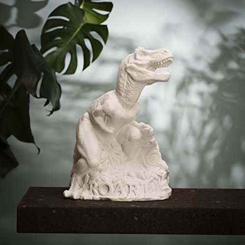 Goodnight Light Lampe dinosaure, blanc