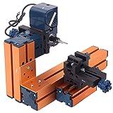 Sunwin Mini Fräsmaschine DIY Maschinen Power Tool für Schüler Hobby Modellbau