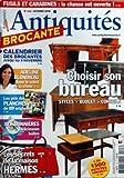 ANTIQUITES BROCANTE N? 123 du 01-10-2008 FUSILS ET CARABINSE - LA CHASSE EST OUVERTE CALENDRIER DES BROCANTES ADELINE BLONDEAU SOUS LE SOLEIL DE LA CHINE LES PRIX DES PLANCHES DE BD ORIGINALES CHOISIR SON BUREAU BONBONNIERES LES SECRETS DE LA MAISON HERME...