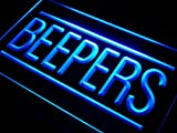 ADV PRO j032-b Beepers (Pagers) Services Neon Light Sign