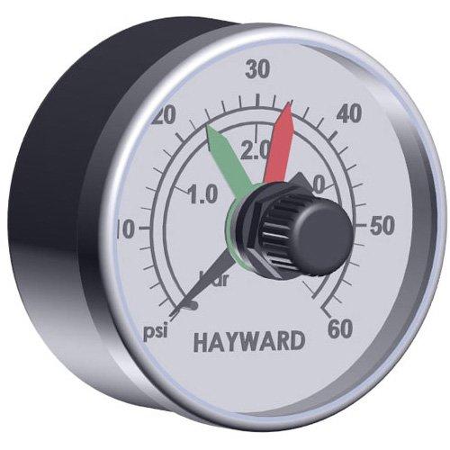 Hayward Ecx2712b1 Boxed Jauge de Pression avec Cadran de Remplacement pour Certaines filtres