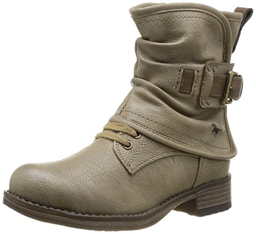 Mustang 5026607, Boots fille Marron (318 Taupe)