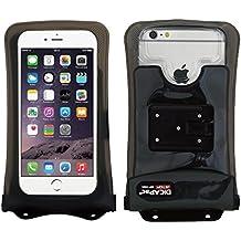 LG G4 / LG G4 Beat / LG G5 / LG G6 - Étui étanche smartphone / Boîtier étanche / Pochette pour téléphone étanche par DiCAPac - avec système de montage GoPro® compatible