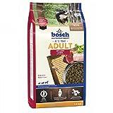 bosch Hundefutter Adult Lamm & Reis 1 kg, 5er Pack (5 x 1 kg)