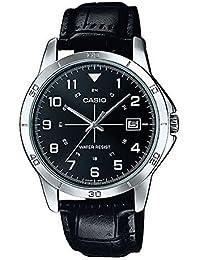 Casio Reloj con movimiento cuarzo japonés Man MTP+V008L.1B 42 mm