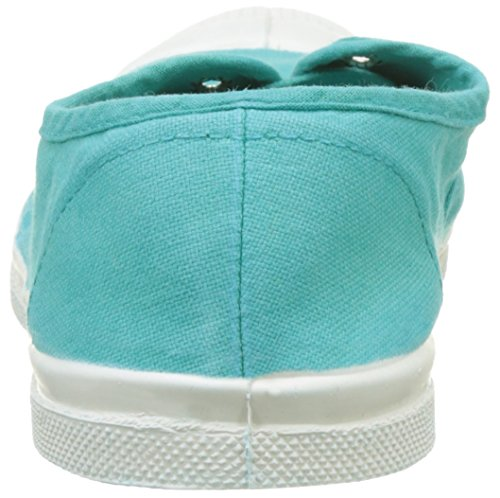 Bensimon Tennis Elly Femme, Baskets mode femme Turquoise (Turquoise)