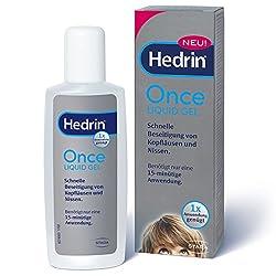 Hedrin Once Liquid Gel, 100 ml Gel