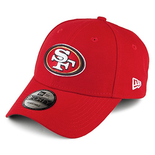 Village Hats New Era 9FORTY San Francisco 49ers Baseball Cap - NFL - The League - Red