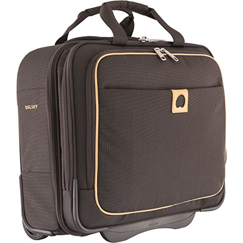 Delsey Pilotenkoffer, anthrazit (grau) - 00335645001 marron glace brown