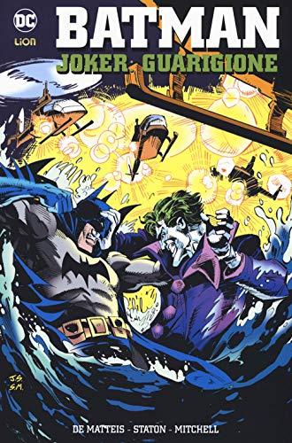 Joker: guarigione. Batman