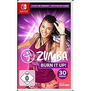 Zumba Burn it Up – [Nintendo Switch]