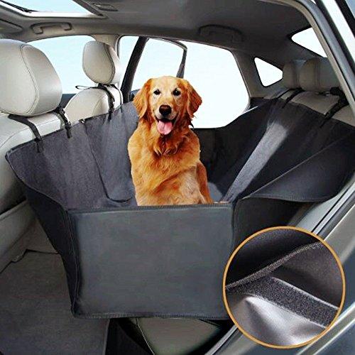 Dog Seat Cover, Waterproof Pet Seat Mat ELOKI, Rear Seat Car Boot ...