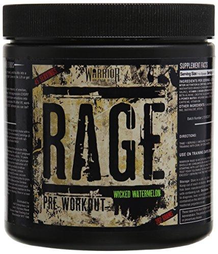 Warrior Rage, Watermelon, 392 g