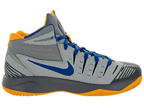 Zoom I Get Seaux chaussure de basket Wlf/Gry/Mltry Bl/Atmc Mng/Cl G