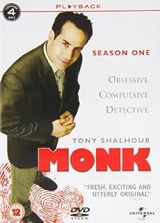 Monk: Season 1 [DVD] (B0002W1A82) | Amazon price tracker / tracking, Amazon price history charts, Amazon price watches, Amazon price drop alerts