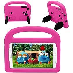 """Y&M (TM) Carcasa de Samsung Galaxy Tab,resistente a los golpes y a prueba de niños. Carcasa protectora para tablets funda para Samsung Galaxy Tablet 2/3/3 Lite/4/Q (7,0"""")"""