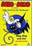 Meg and Mog: Vol. 1 [Region 2] by Fay Ripley