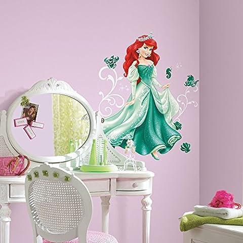 RoomMates RMK2550GM Disney Press Ariel Peel and
