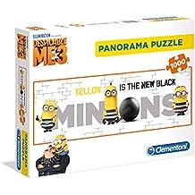 Clementoni 39409 - Puzzle Panorama Dmf Minions