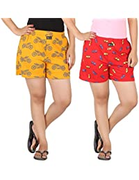 dd0024bef75d Shorts For Women: Buy Denim Shorts For Women online at best prices ...