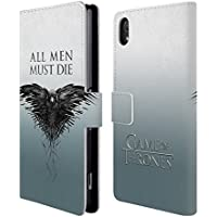 Official HBO Game Of Thrones All Men Key Art Leather Book Wallet Case Cover For Sony Xperia Z2