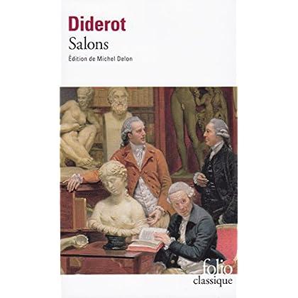Salons (Folio Classique t. 4707)