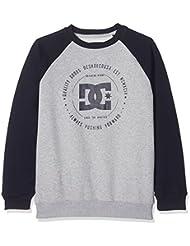 DC Sweatshirts - DC Rebuilt 2 Crew Sweatshirt - Heather Grey