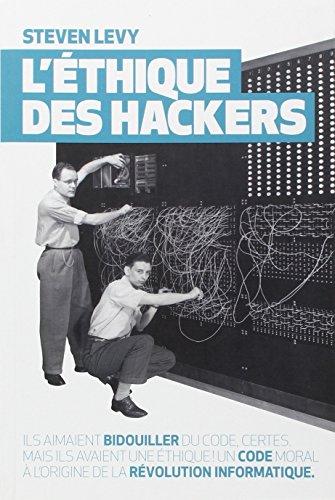 L'éthique des hackers par Steven Levy