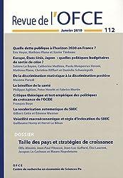 Revue de l'OFCE, N° 112 : Taille des pays et stratégies de croissance