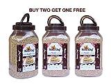 #7: Home Chef Brown 1KG Basmati Rice - BUY 2 GET 1 FREE - OFFER