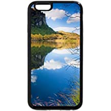 iPhone 6S Plus Case, iPhone 6 Plus Case, reflecting remote lake