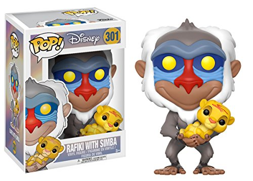 Pop-Disney-Lion-King-Rafiki-holding-baby-Simba