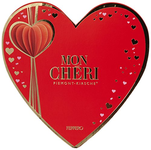 Preisvergleich Produktbild Mon Chéri Herz,  9er Pack (9x147g)