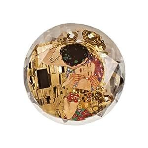 Goebel Le Baiser, Cristal, Cristal En Verre Transparent, Décoration, 67002568