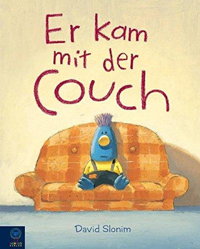Er kam mit der  Couch (Baumhaus Verlag)