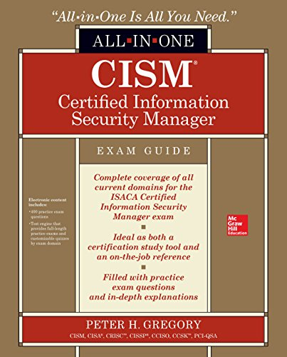 CISM Certified Information Security Manager All-in-One Exam Guide (English Edition) por Peter H. Gregory