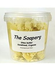 Beurre de karité 1kg - Biologique, non raffiné, pur et naturel - pur à 100%