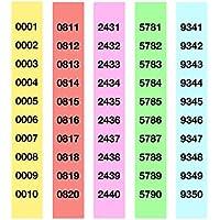 Apli 13109 - Tira rifa luministas
