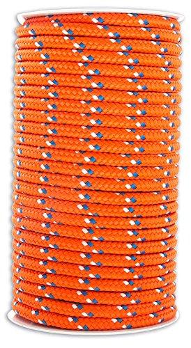 Naranja 8 mm Cordaman/ía CMDE12CJGZ Cuerda