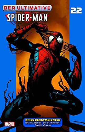 Der ultimative Spider-Man: Bd. 22: Krieg der Symbionten