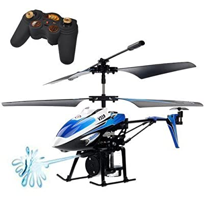 Remote Control 3.5Channel Water Shooting Helicopter