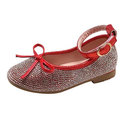 Linlink Prinzessin Gelee Partei Absatz-Schuhe Sandalette Stöckelschuhe für Kinder