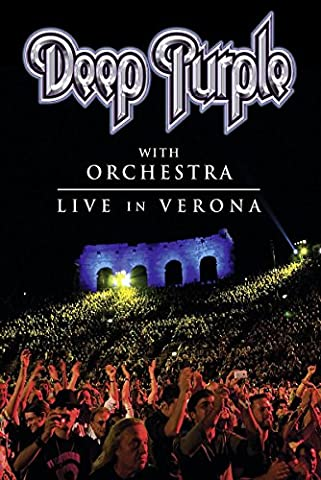 Deep Purple Verona - Deep Purple - Live in