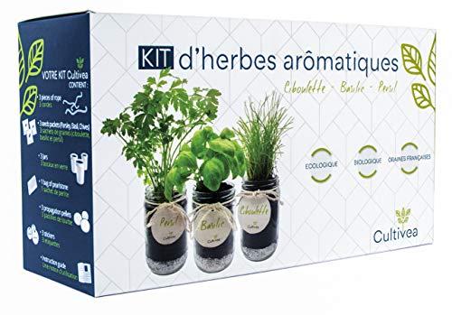 Cultivea - Kit Prêt à Pousser d'...