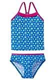 Schiesser Mädchen Tankini 150962, blau, 92